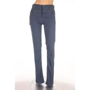 JOHN GALLIANO New 26 Gray Flair Stretch Jeans